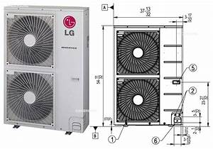 Manual And Guide For Lg Luu488hv 48000 Btu Outdoor Unit