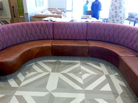 Craft Upholstery by Restaurant Bench Seat Manufacturing Tomio Craft Upholstery