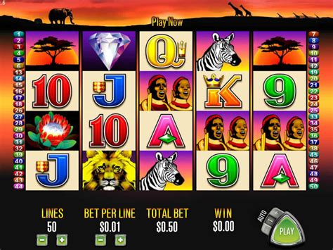 50 Lions Slot Machine - Play Free Online Slots by Aristocrat