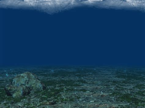 Underwater Blank Scenery Free Stock Photo Public Domain