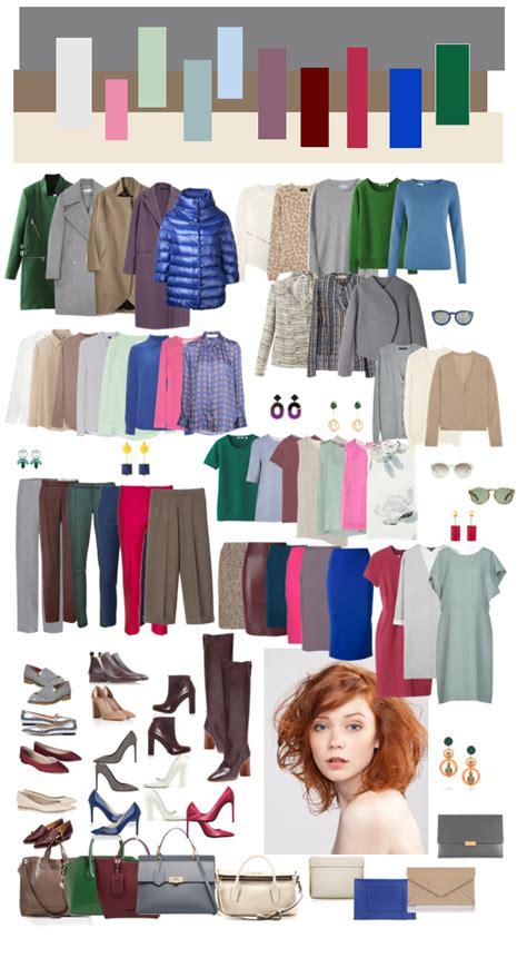 office wardrobe   redhead fashion colours office
