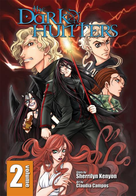dark hunters vol  dark hunter wiki fandom