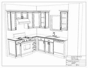Kitchen Drawing New With Photo Of Kitchen Drawing Set New