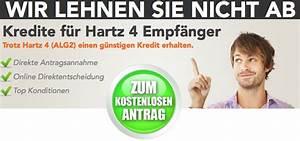 Kredit Trotz Schufa Und Hartz 4 Ohne Vorkosten : kredit f r hartz 4 empf nger g nstiger kredit trotz hartz4 ~ Jslefanu.com Haus und Dekorationen