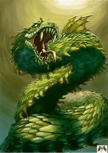 Dragon Fantasy Dragons Creature Deviantart African Google