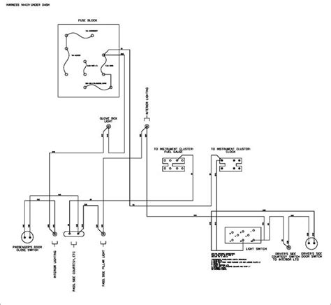 68 Camaro Dome Light Wiring Diagram by Mustang Dome Light Assembly 1967 1970