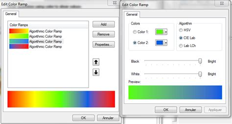 color that starts with h arcgis desktop using a colour wheel as a colour r for