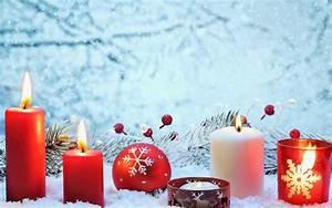 Weihnachten In Hd : weihnachten mit brennende kerzen hd hintergrundbilder ~ Eleganceandgraceweddings.com Haus und Dekorationen