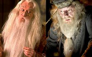Dumble-war: Michael Gambon vs Richard Harris – Sam Downing