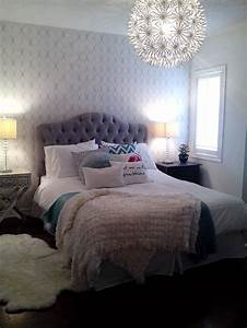Bedroom Of 18 Year Old Stefany Bradshaw Interior Design