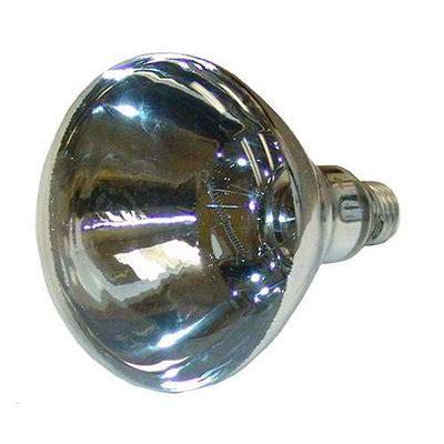 nemco 66118 shatter resistant heat l bulb 250 watt clear