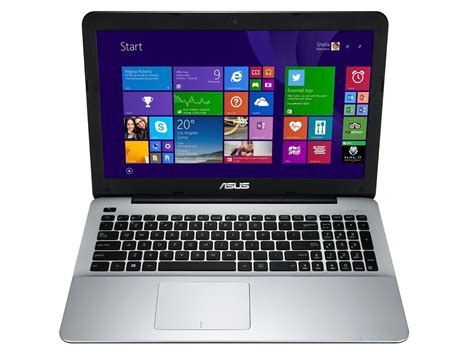 Asus X555ln-xo112h Notebook Review