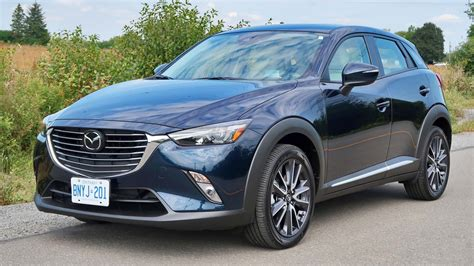 mazda cx  test drive review