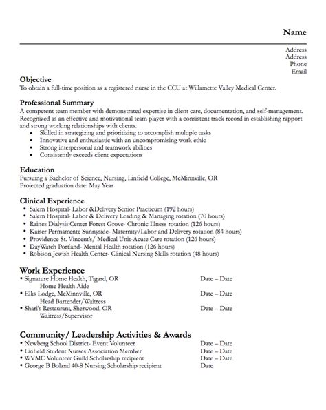 Home Health Care Resume by Pin On Exle Resume Cv