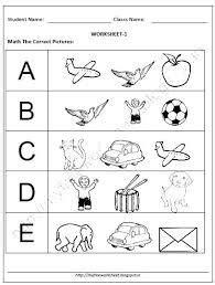 kg english worksheets  bhth google  images