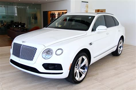 2018 Bentley Bentayga W12 Signature Stock # 8n017184 For