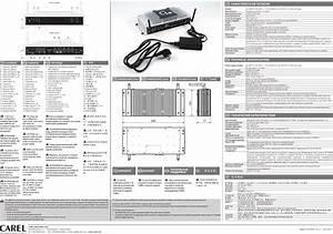 Carel S P A Boss Computer User Manual
