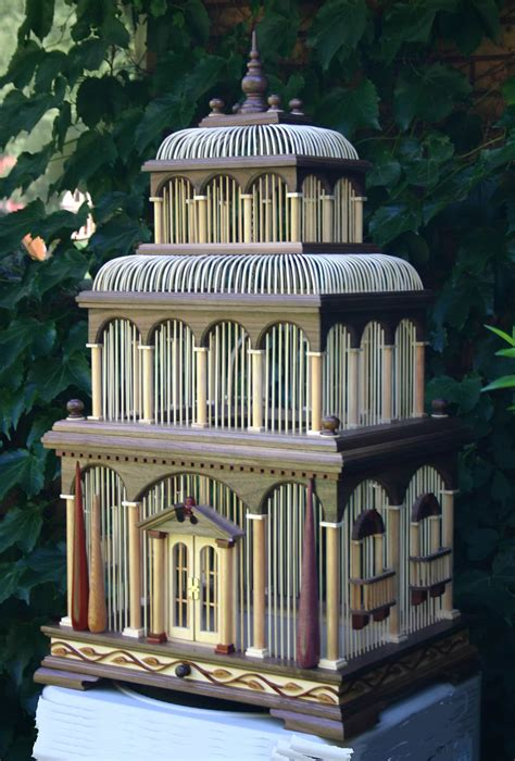 venice bird cage woodworking plan forest street designs