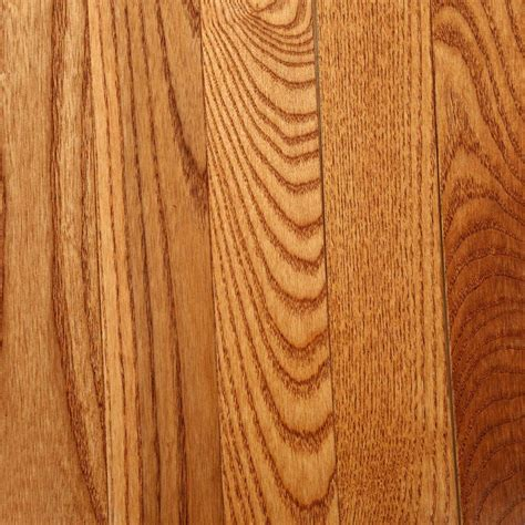3 1 4 wood flooring bruce american home ash gunstock 3 4 in thick x 2 1 4 in wide x random length solid hardwood