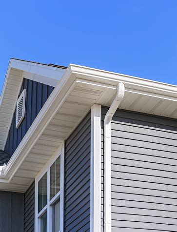 home  gutters  soffit stock photo  image  istock