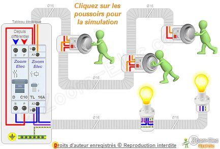 Schema De Cablage D'un Telerupteur