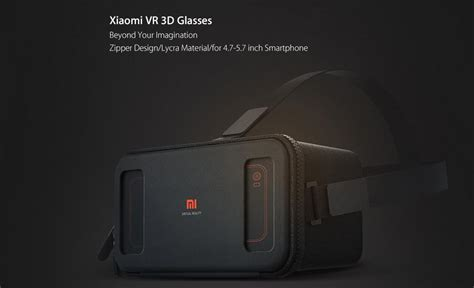 Xiaomi Virtual Reality 3d Glasses Gets 48% Discount, Selling At $1159