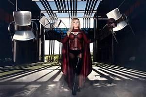 Magnetic Magneto Cosplay by Jessica Nigri - Sci-Fi Design