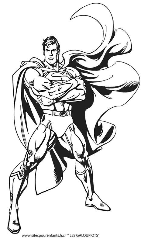 superman  children superman kids coloring pages