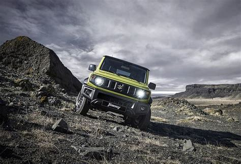 Suzuki Jimny 4k Wallpapers by Jimny Is Not Coming To India But Out For These New