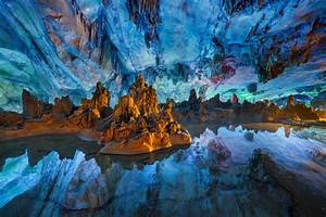 Fascinating Cave Photography