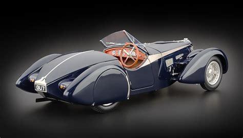 Cmc Bugatti 57 Sc Corsica Roadster, 1938 Award Winning