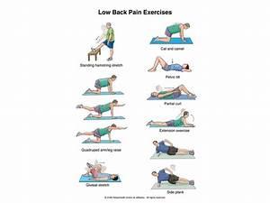 Back Pain Charts And Diagrams