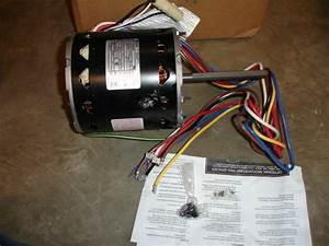A O Smith 794a  4 Speed Blower Motor 3  4 Hp  1075rpm 120v