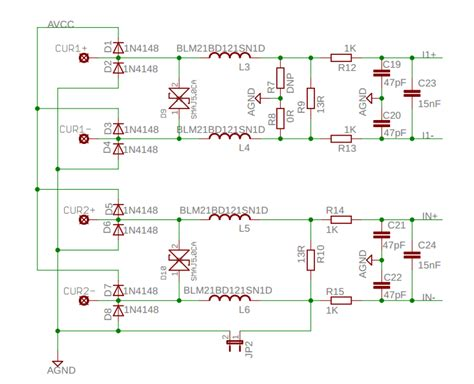 adc calculating a burden resistor for a current transformer electrical engineering stack