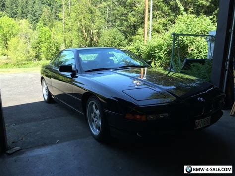 Bmw 8 Series For Sale by 1992 Bmw 8 Series 850i For Sale In United States