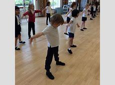 1HW PE lesson Valley Primary School