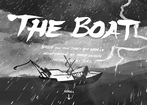 The Boat Nam Le by The Boat Awwwards Sotd
