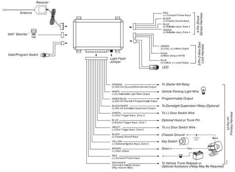 Audiovox Alarm Wiring Diagram Volovets Info