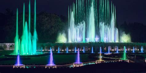 festival  fountains season longwood gardens