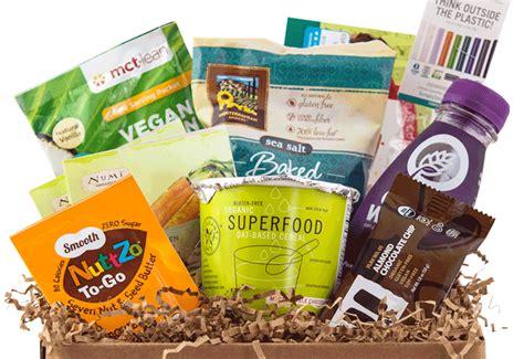 Vegan Snack Box Subscription