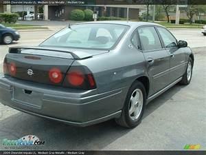 2004 Chevrolet Impala - Information And Photos