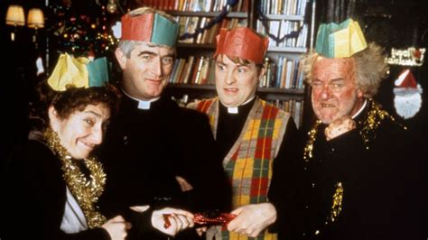 Father Ted festive episode voted among top 10 greatest ...