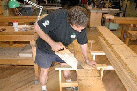 class teaches  century woodworking techniques
