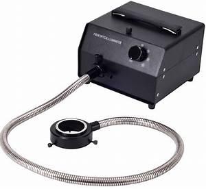 Fibre Optic Lamphouse 150w With Fibre Optic Ring Light