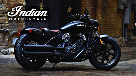 Indian Scout Bobber Hd Wallpaper