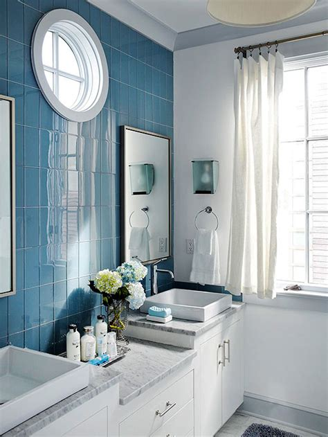 Cool Bathroom Colors by Cool Colors Clean Lines