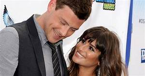 Lea Michele remembers ex Cory Monteith on four-year ...