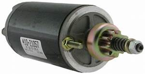 New Starter For Kohler 20 Hp Engines M20 Mv20 5209813s