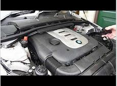 BMW 325D DIY Engine Breather Change 330D E90 E91