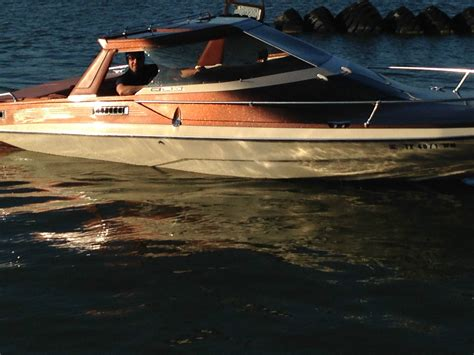 Carlson Boats by Glastron Carlson Cv23ht 1978 For Sale For 3 550 Boats